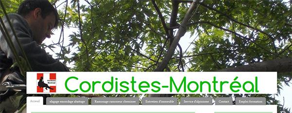Cordistes Montréal En Ligne