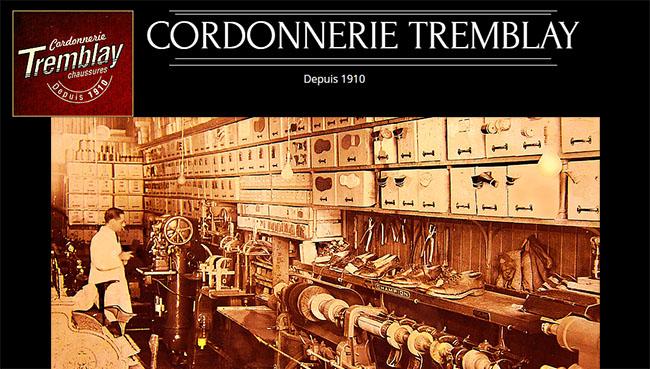 Cordonnerie Tremblay