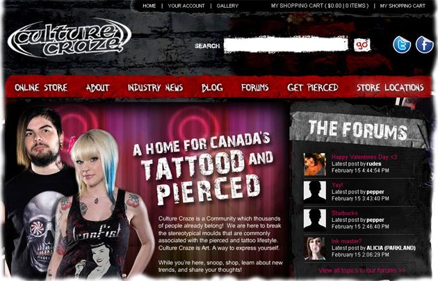 Culture Craze Online Store