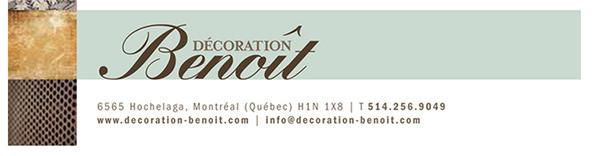Decoration Benoit En Ligne