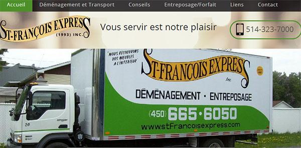 Déménagement St François Express En Ligne
