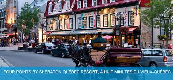Four Points Sheraton Québec