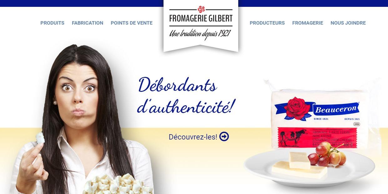 Fromagerie Gilbert En Ligne