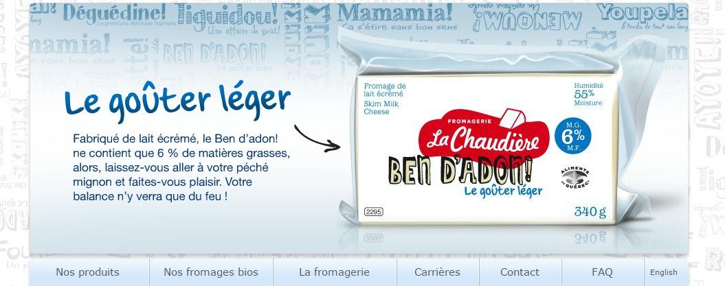 Fromagerie La Chaudiere En Ligne