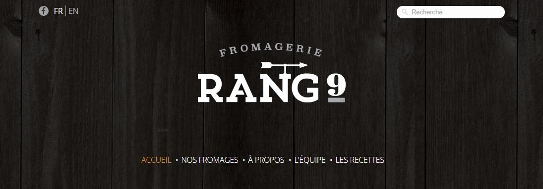 Fromagerie Rang 9 En Ligne