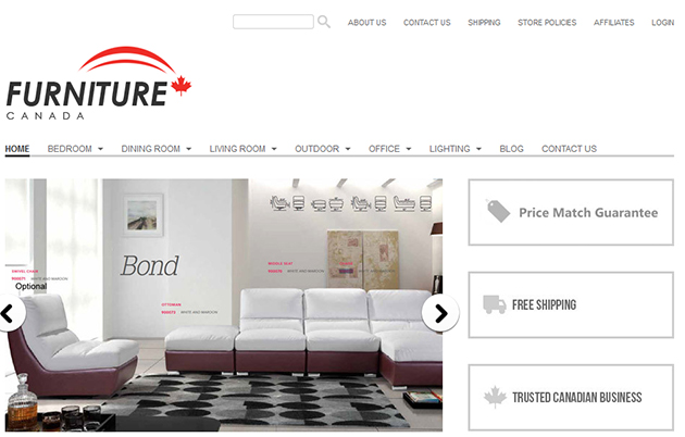 Furniture Canada Online