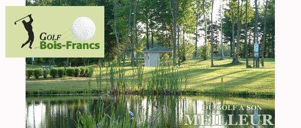 Golf Bois Franc