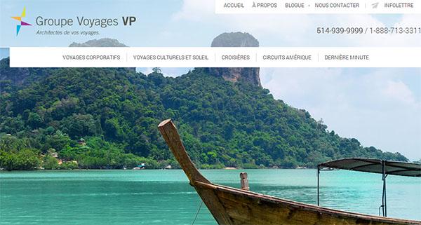 Groupe Voyages Vp En Ligne