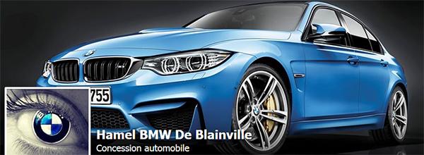 Hamel Bmw De Blainville En Ligne
