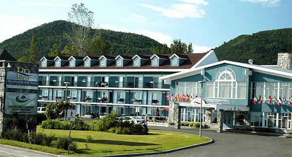 Hostellerie Baie Bleue