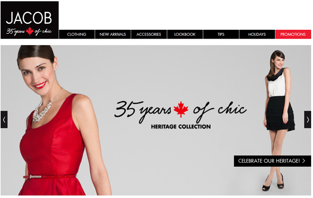 Jacob Women Clothing Online