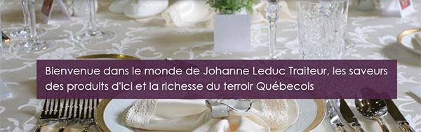 Johanne Leduc Traiteur