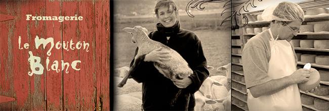 La Fromagerie Le Mouton Blanc