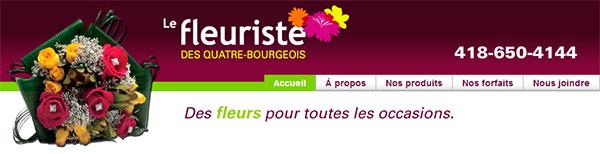 Le Fleuriste Des Quatre Bourgeois