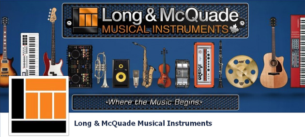 Long & Mcquade Musical Instruments Online