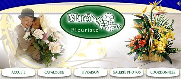 Marco Fleuriste