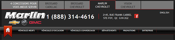 Marlin Chevrolet Buick Gmc En Ligne
