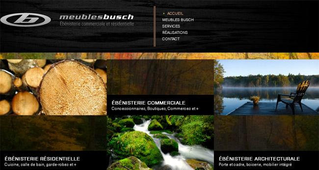 Meubles Busch ébénisterie En Ligne
