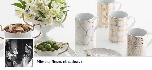 Mimosa Fleurs Et Cadeaux En Ligne