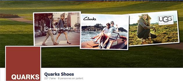 Quarks Shoes Online