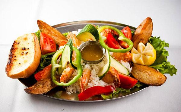 Restaurant Grec Baie Jolie En Ligne