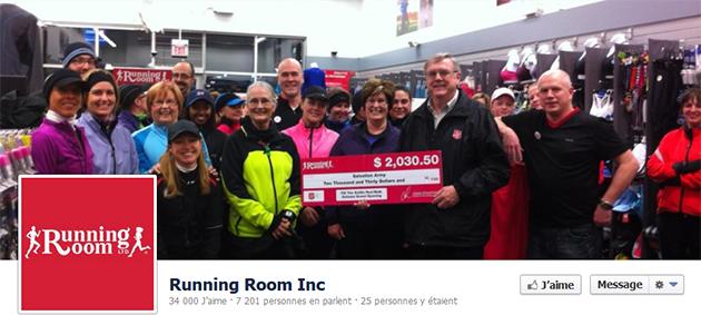Running Room Online