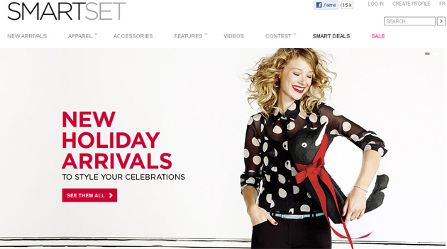 Smart Set Fashion Store Online