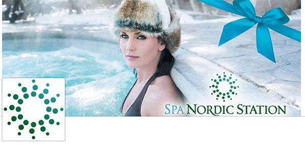 Spa Nordic Station Magog