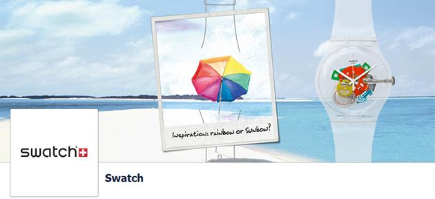 Swatch Online