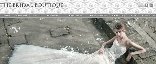 The Bridal Boutique Online