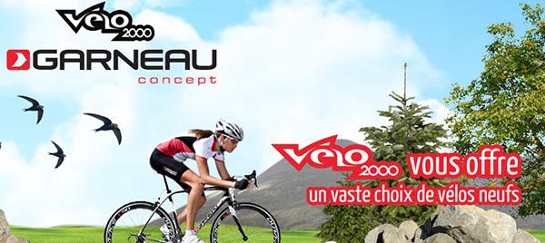 Vélo 2000 Garneau Concept