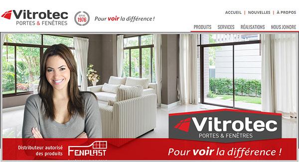 Vitrotec Portes Et Fenêtres En Ligne