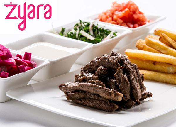 Zyara Restaurant Libanais En Ligne
